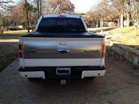 Picture of 2012 Ford F-150 Platinum SuperCrew 5.5ft. Bed 4WD, exterior