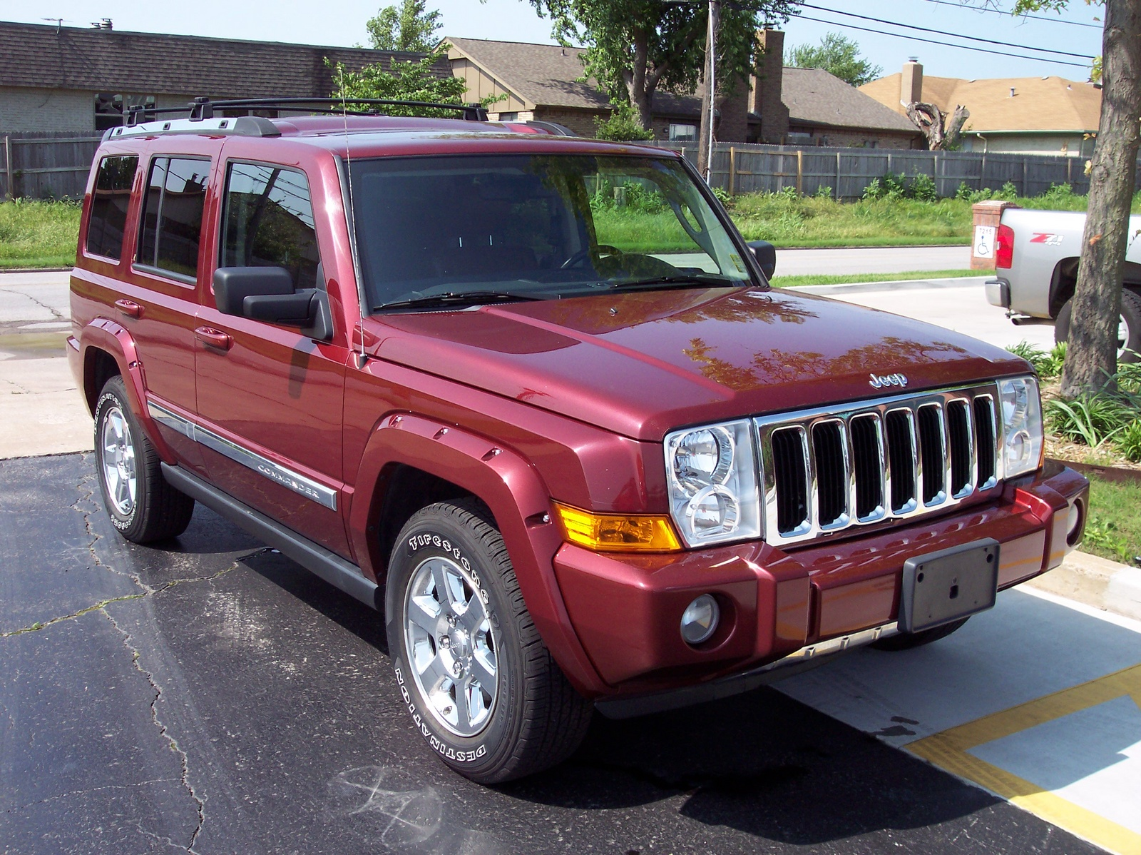 2007 jeep commander pictures cargurus. Black Bedroom Furniture Sets. Home Design Ideas