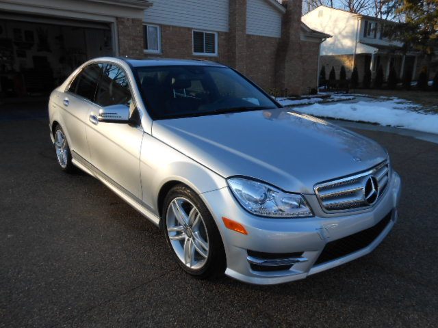 2013 mercedes benz c class c300 sport 4matic for sale for 2013 mercedes benz c300