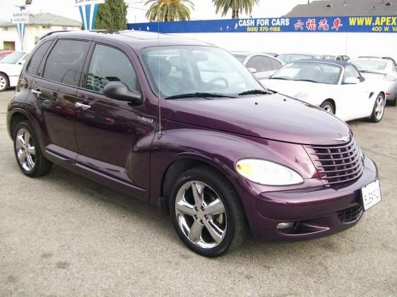 Chrysler PT Cruiser Questions - Where is the Crankshaft ... on
