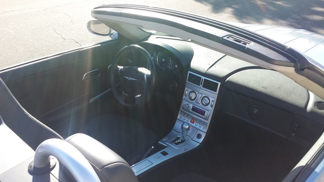 chrysler crossfire srt 6 interior. picture of 2005 chrysler crossfire srt6 2 dr supercharged convertible interior gallery_worthy srt 6