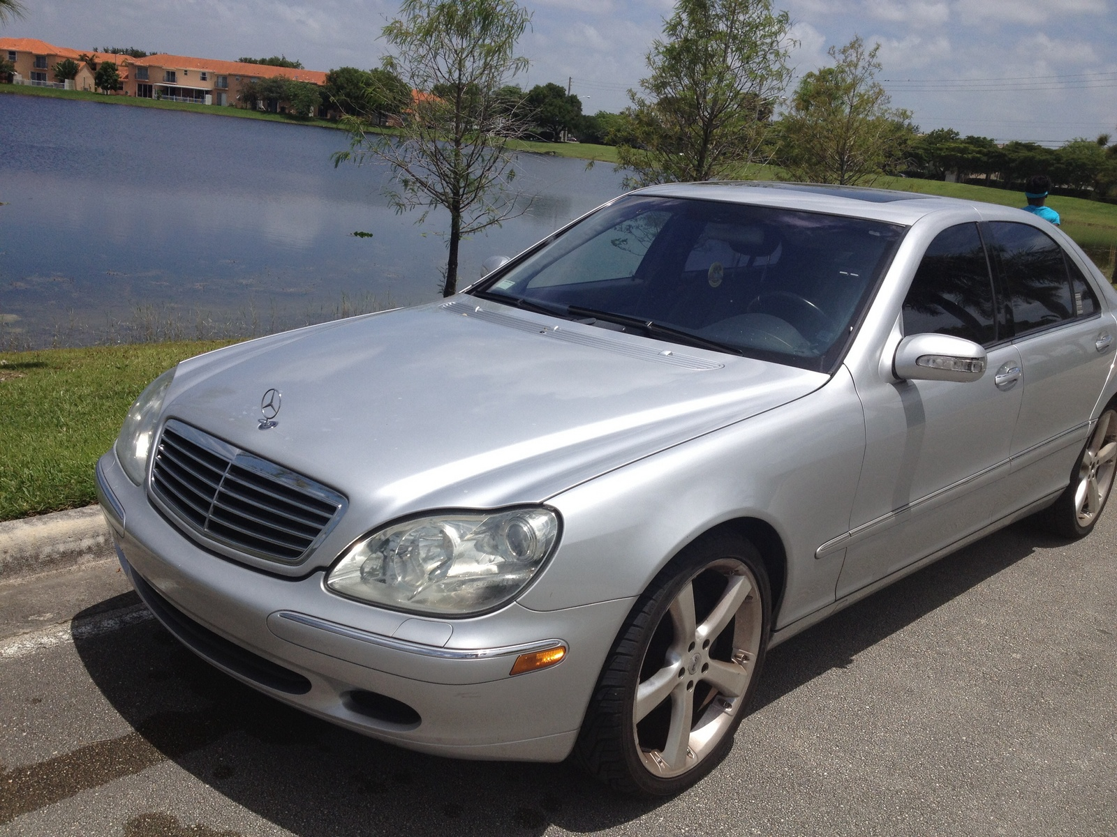 2001 mercedes benz s class pictures cargurus for S430 mercedes benz