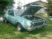 1975 AMC Gremlin, Exterior 1, engine, gallery_worthy