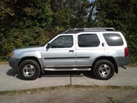 Picture of 2001 Nissan Xterra XE, exterior