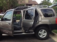 Picture of 2003 Nissan Xterra XE V6 4WD, exterior, interior