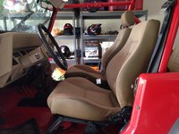 Picture of 1989 Jeep Wrangler S, interior, gallery_worthy