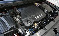 2014 Buick LaCrosse V-6 engine, engine