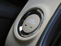 2014 Buick LaCrosse start button, interior
