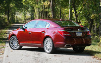 2014 Buick LaCrosse rear, exterior, cost_effectiveness