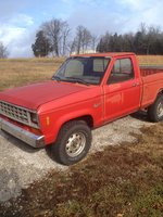 Picture of 1988 Ford Ranger STD Standard Cab 4WD SB, exterior