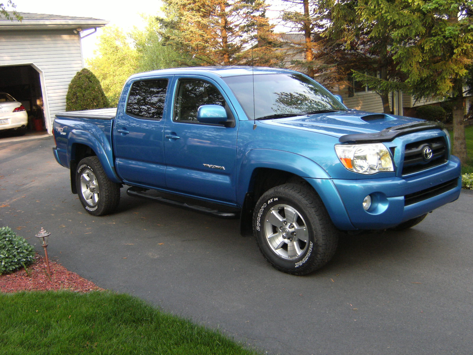 2007 toyota tacoma pictures cargurus. Black Bedroom Furniture Sets. Home Design Ideas