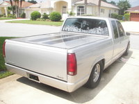 Picture of 1993 GMC Sierra 1500 C1500 SLX Extended Cab LB, exterior