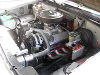 Picture of 1993 GMC Sierra 1500 C1500 SLX Extended Cab LB, engine