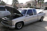 Picture of 1993 GMC Sierra 1500 C1500 SLX Extended Cab LB, exterior, engine