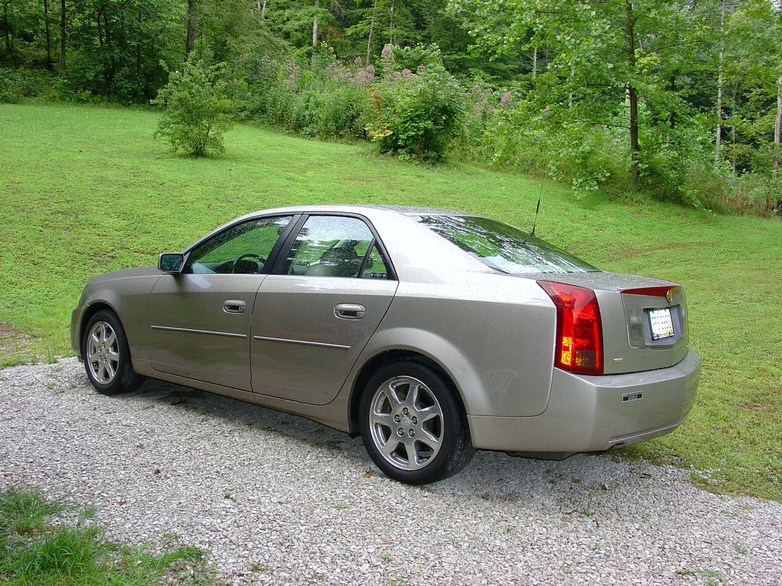 Cadillac Cts Questions I Have New Condition 2003 Cadillac Cts