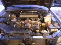 Picture of 2006 Subaru Baja Turbo, engine