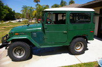 1969 Toyota Land Cruiser Overview