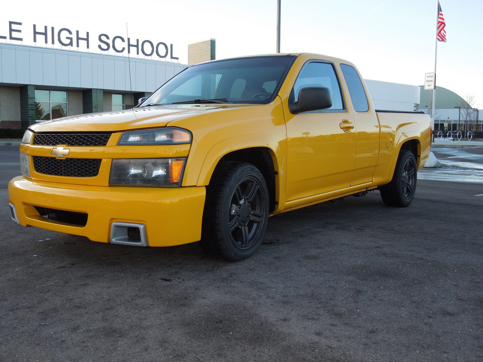 picture of 2005 chevrolet colorado 4 dr zq8 ls extended cab sb. Cars Review. Best American Auto & Cars Review
