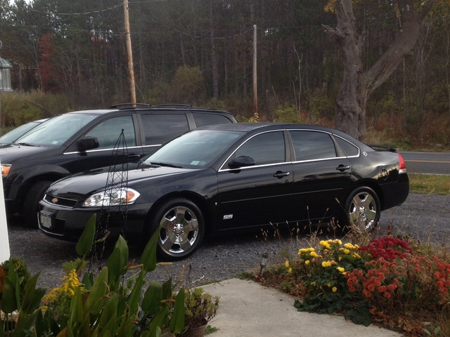 2008 Chevrolet Impala SS, Side view of my SS, exterior, gallery_worthy