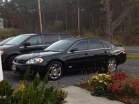 2008 Chevrolet Impala SS, Side view of my SS, exterior