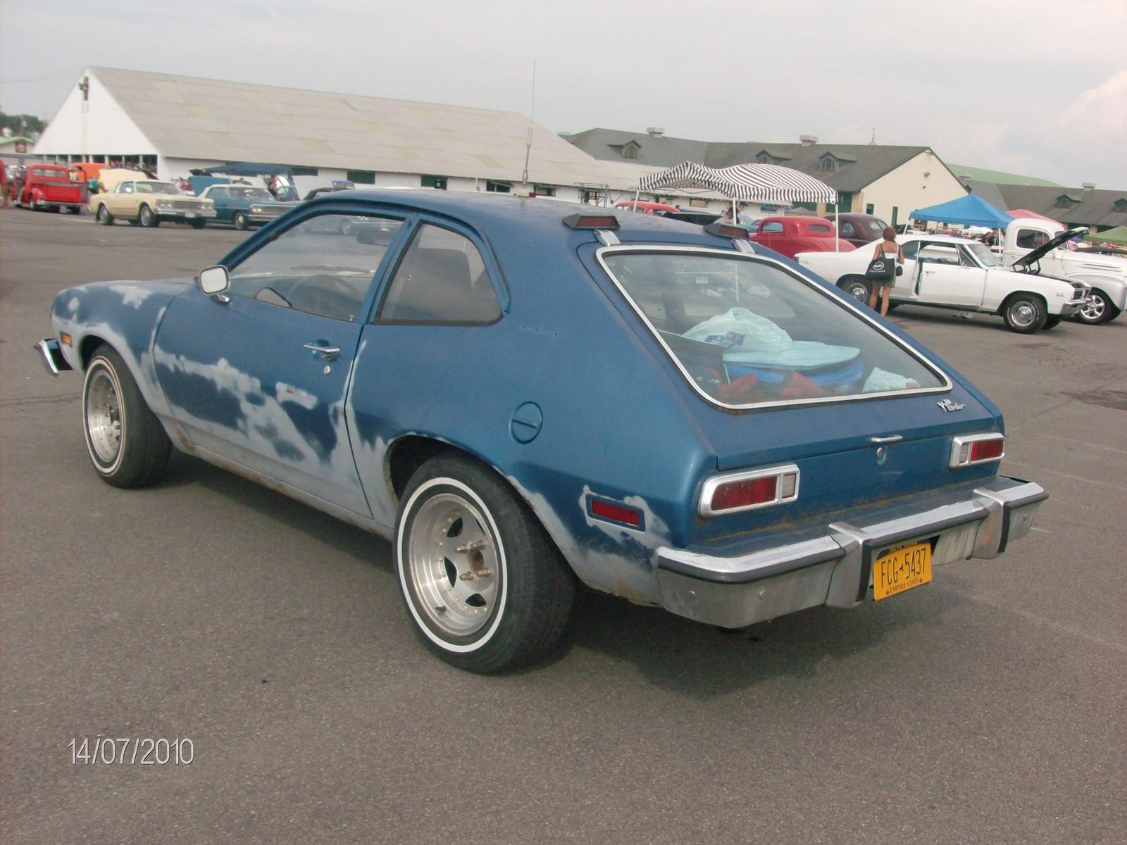 1975 Ford Pinto, Exterior 2, exterior