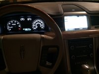 2009 Lincoln MKS Base picture, interior