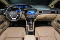 Picture of 2013 Honda Civic EX-L w/ Navigation, interior