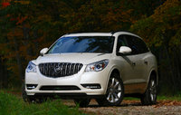 2014 Buick Enclave front, exterior