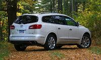 2014 Buick Enclave rear