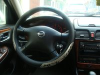 2006 Nissan Almera, This car interior, interior
