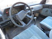 1985 Toyota Camry LE, interior, interior