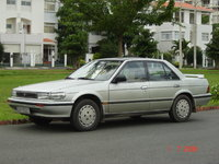1993 Nissan Bluebird Overview