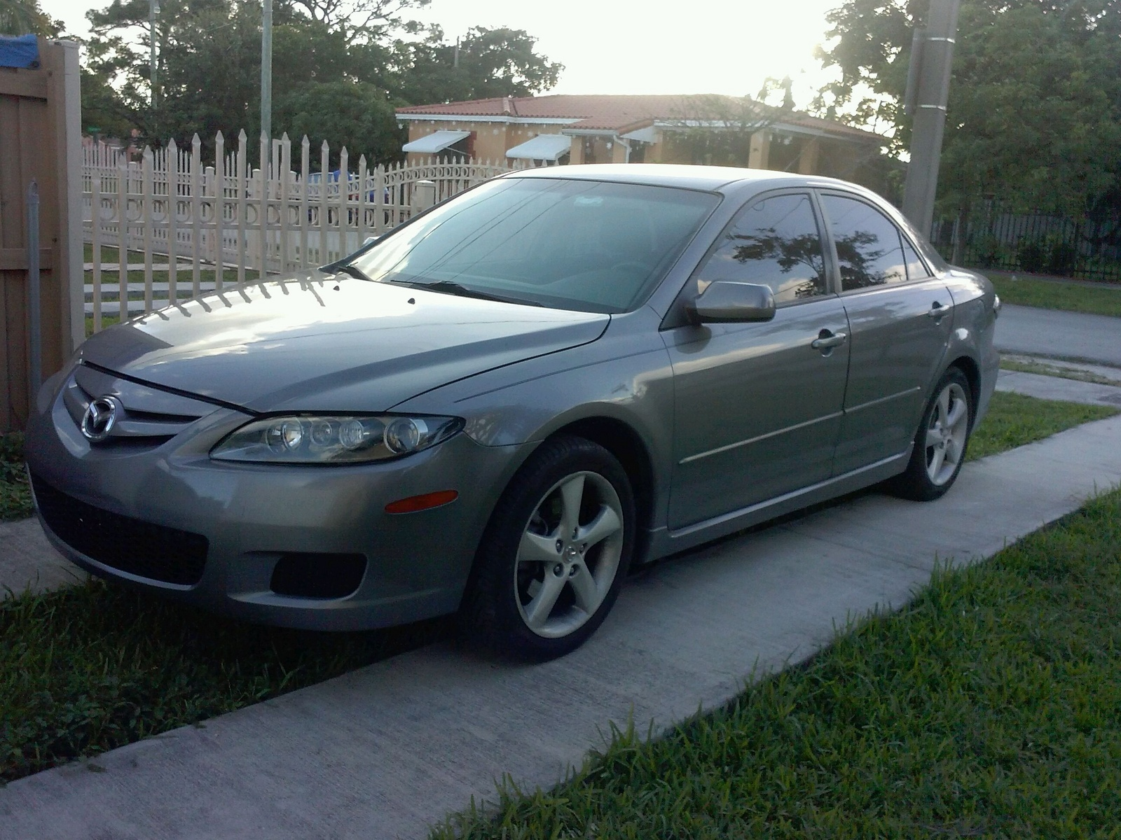 Picture Of 2007 Mazda Mazda6 I Sport Grand Touring Exterior