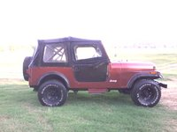1986 Jeep CJ7 Overview