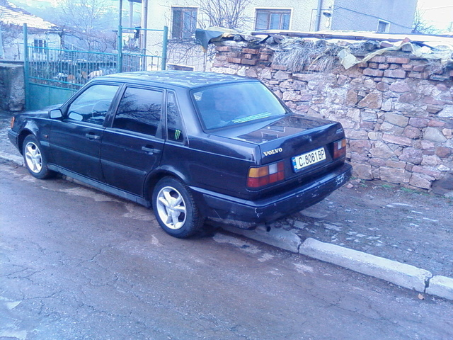 Picture of 1994 Volvo 460