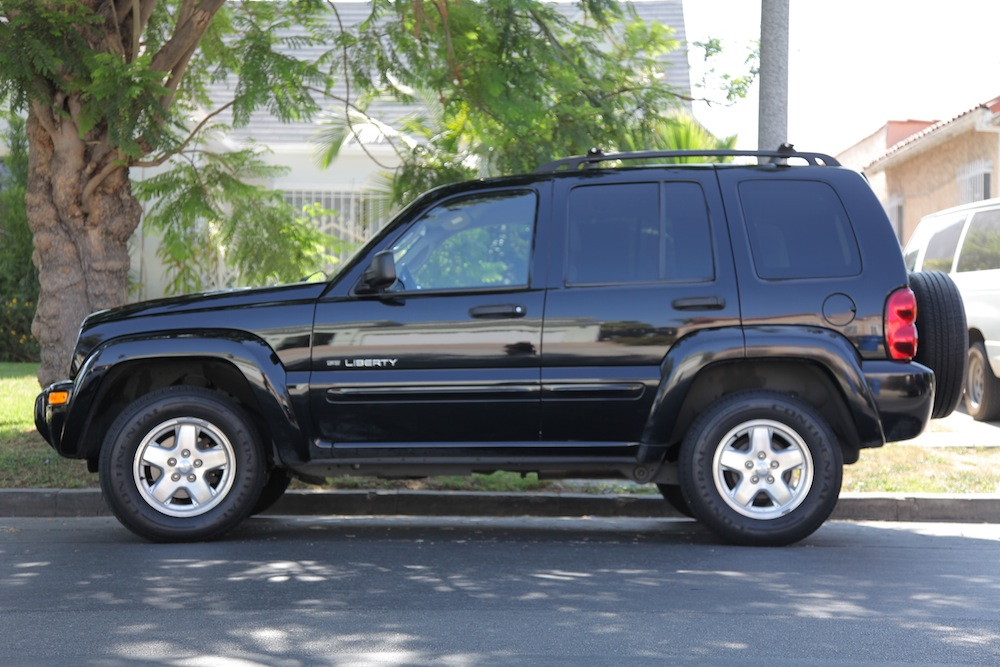 picture of 2002 jeep liberty limited exterior. Cars Review. Best American Auto & Cars Review