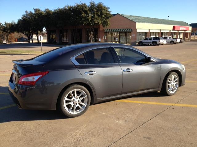 2009 Nissan Maxima For Sale In Houston Tx: 2010 Nissan Maxima