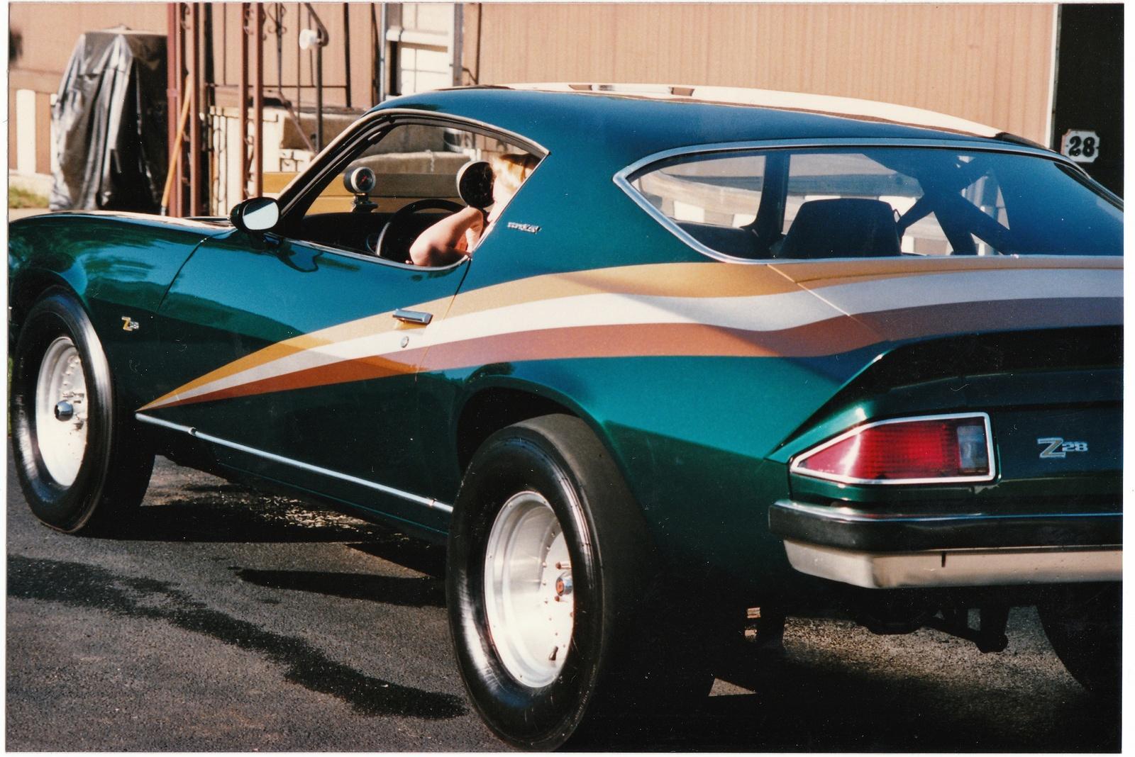 1974 camaro bmw - photo #44