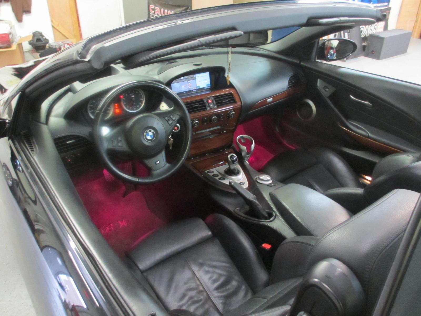 2007 Bmw M6 Interior Pictures Cargurus
