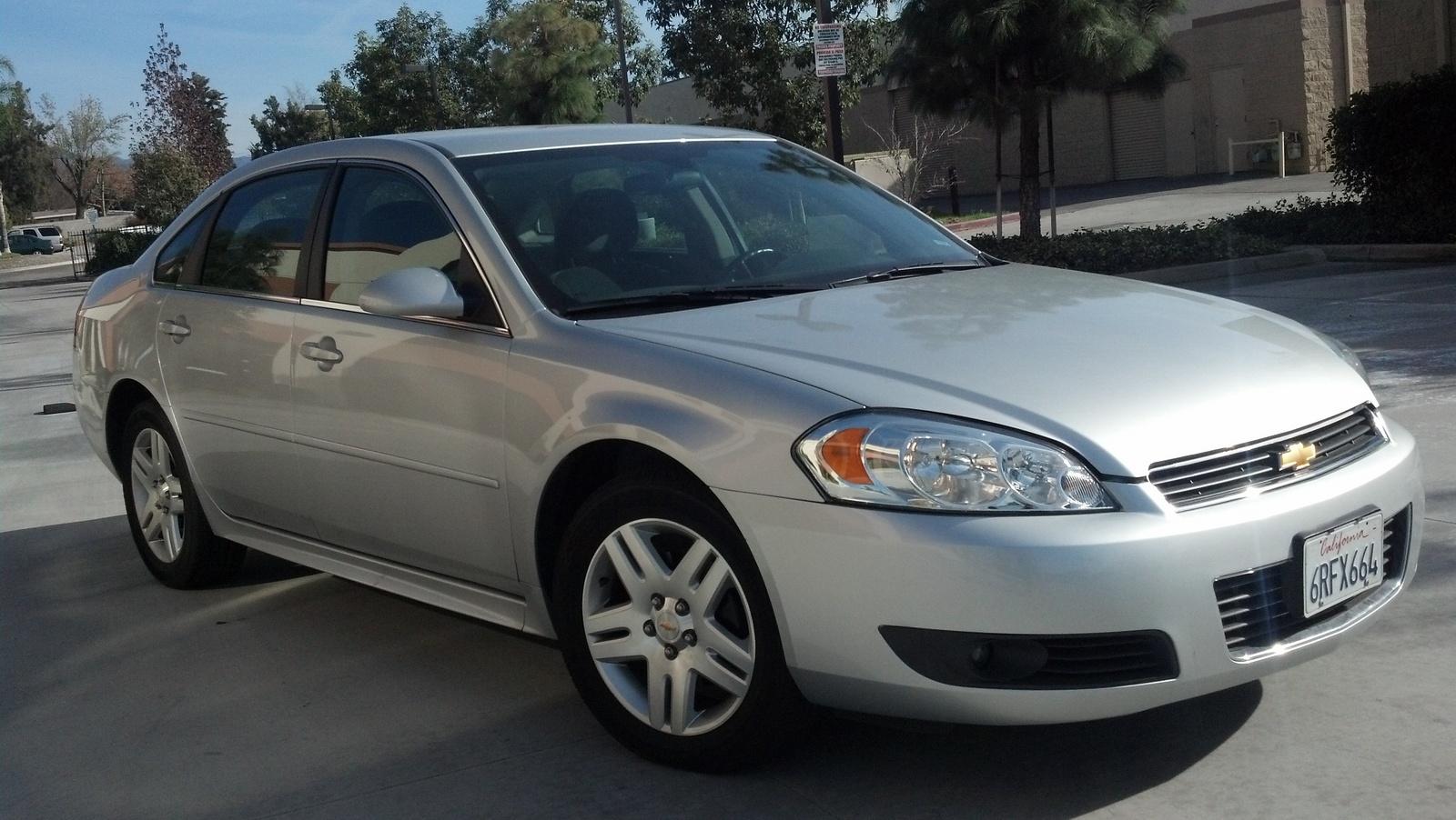 2011 Chevrolet Impala Pictures Cargurus
