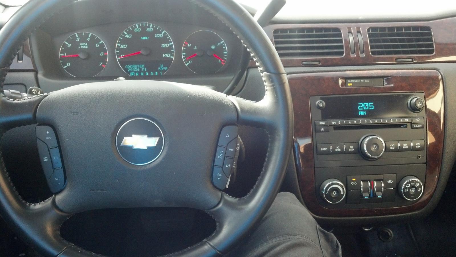 2011 Chevrolet Impala Review Cargurus