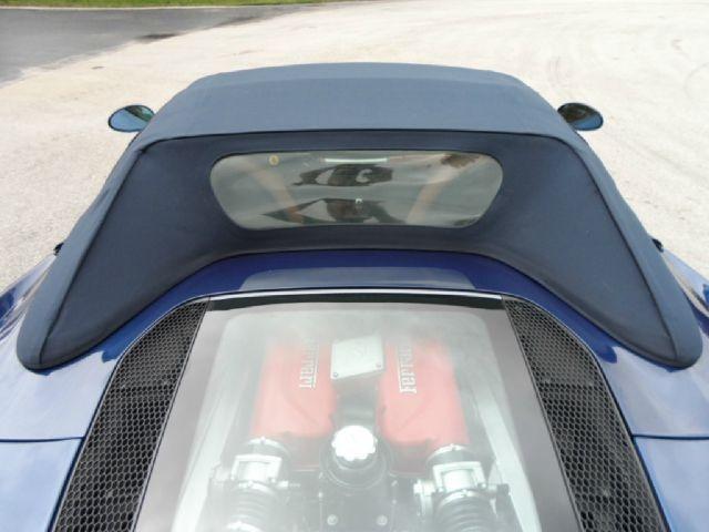 Foto de un 2004 Ferrari 360 Spider RWD