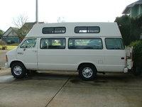 1988 Dodge Ram Van Overview