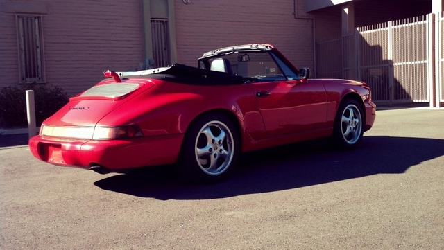 Picture of 1990 Porsche 964