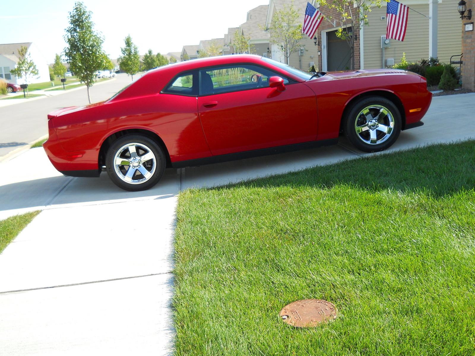picture of 2013 dodge challenger sxt plus exterior. Cars Review. Best American Auto & Cars Review
