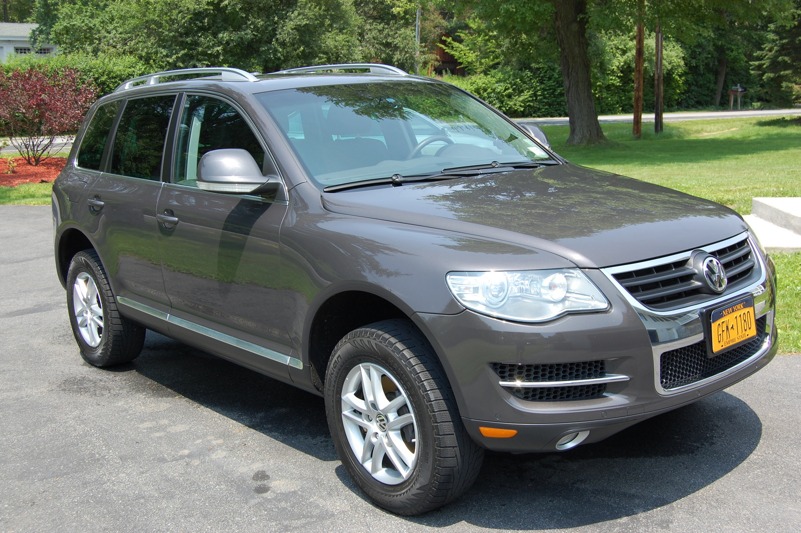 service manual how to unlock 2008 volkswagen touareg 2. Black Bedroom Furniture Sets. Home Design Ideas