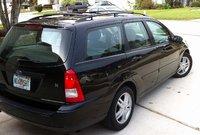 2000 Ford Focus SE Wagon, Rear, exterior, gallery_worthy