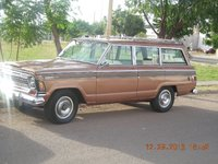 1983 Jeep Wagoneer Overview