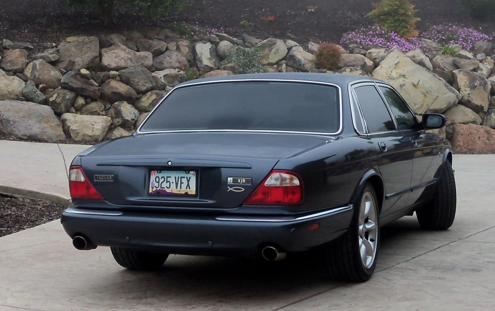 2001 Jaguar XJR - Overview - CarGurus
