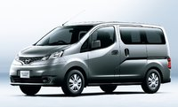 2014 Nissan NV200, Front-quarter view, exterior, manufacturer, gallery_worthy